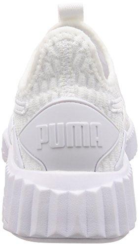 White Puma Weiß WN's Puma puma Damen Defy Fitnessschuhe 02 White Uwgqw1TY