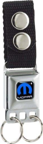 MOPAR Logo Seatbelt Buckle Chain product image