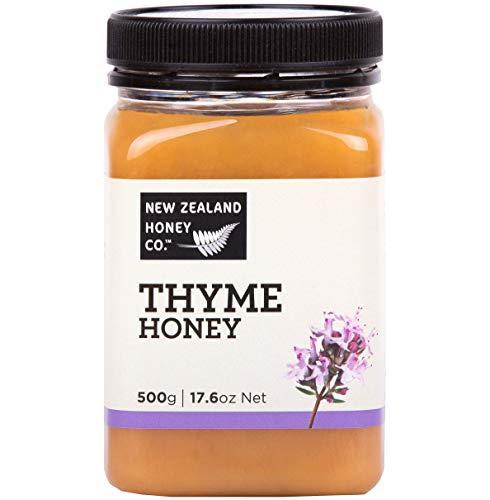 New Zealand Honey Co. Raw Wild Thyme Honey | 17.6oz / 500g