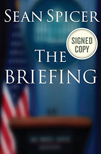 The Briefing (Signed Book)