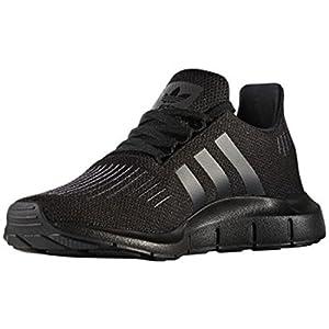 Adidas Men's Swift Run Shoes,Black/Utility Black/Black,10.5 Medium US