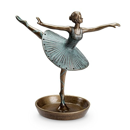 SPI Home Ballerina Jewelry Holder