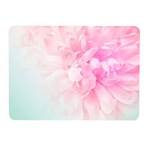 TOP CASE - Air 13-Inch Floral Pattern Rubberized Hard Case for Macbook Air 13