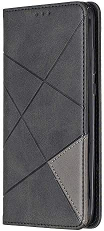 Lomogo Huawei P20 Lite (2019)nova 5i Case Leather Wallet CaseKickstand Card Holder Shockproof Flip Case Cover for Huawei P20Lite 2019 - LOBFE160176 Black / Lomogo Huawei P20 Lite (2019)nova 5i Case Leather Wallet CaseKickstand Card...