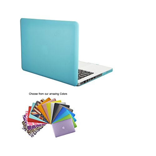 TECOOL MacBook Pro 13 inch Case, Hard Plastic