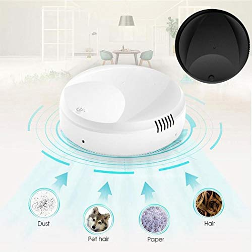 Cascat Home Robotic Vacuums, Indoor Smart Automatic Change Direction Dust Hair Remove Sweeping Robot