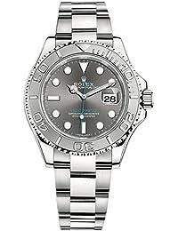 Dark Rhodium Dial 40 mm Mens Watch - Yacht-Master 40 116622