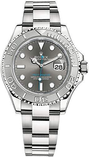 Rolex Dark Rhodium Dial 40 mm Mens Watch - Yacht-Master 40 116622