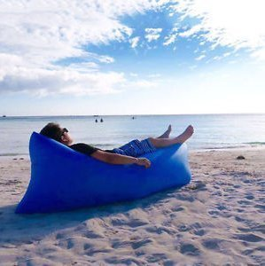 Sababa Vibe Chill Inflatable Lounge Hang Out Air Chair