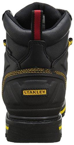 Stanley Mens Sicuro In Acciaio Da 6 Pollici Con Punta Nera