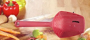 1 X Large Scoop Colander