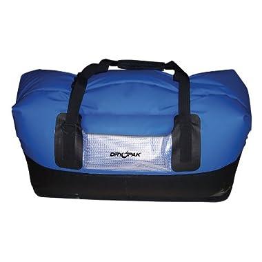 DRY PAK DP-D2BL Waterproof Duffel Bag, Blue, X-Large