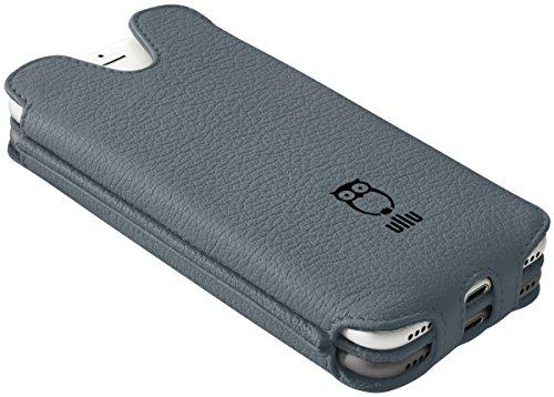 ullu Sleeve for iPhone 8 Plus/ 7 Plus - Smoke Up Grey UDUO7PPL08 by ullu (Image #1)