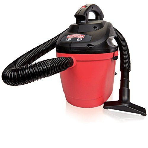 Craftsman 9-17611 Wet/Dry Vacuum, 2.5 gallon