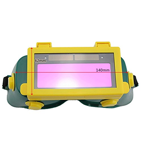 E Support Solar Auto Darkening LCD Welding Goggles Welding Helmet Mask Welder Eyeshade