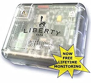 Liberty's SafElert Gun Safe Alarm System
