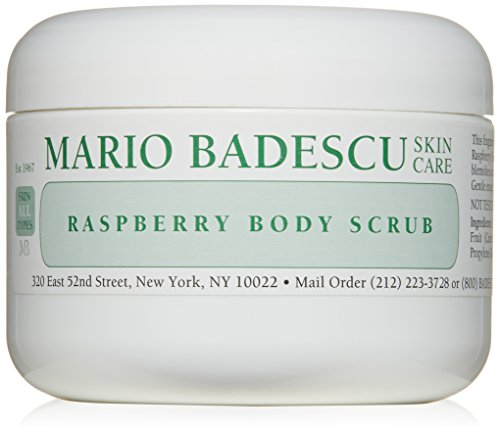 Mario Badescu Raspberry Body Scrub, 8 oz.
