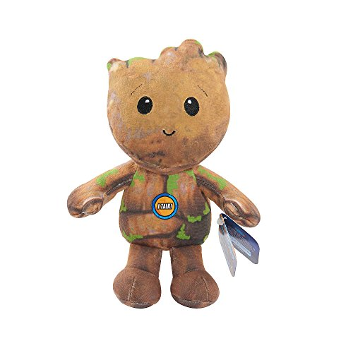 Marvel Guardians of the Galaxy  Talking Stuffed Plush Figure - Groot
