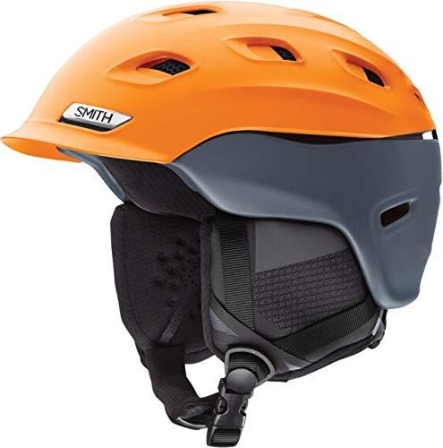 Smith Optics Vantage Winter Snow Helmet (Matte Solar Charcoal - Small)