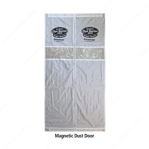 3rd-Hand Magnetic Dust Barrier Door (Curtain only), HandyCT