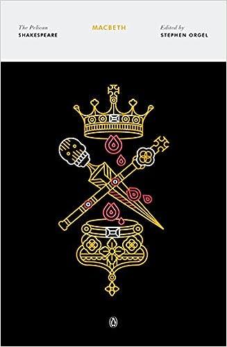 Amazon Macbeth The Pelican Shakespeare 9780143128564