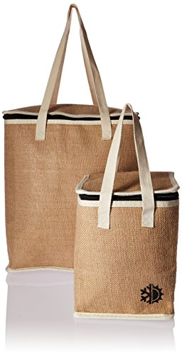 Earthwise Insulated Reusable Shopping Zippered product image