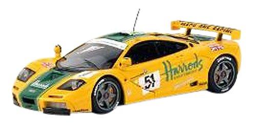 1/43 マクラーレンF1 GTR ル・マン24h 1995 3位 ハロッズ TSM114357