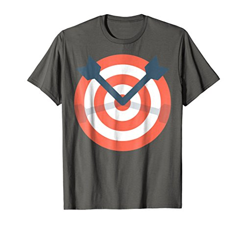 Archer Bow Shooting Tshirt - Funny Archery Target Gift Idea ()