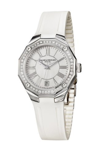 Baume and Mercier Riviera Women's Quartz Watch MOAO8793