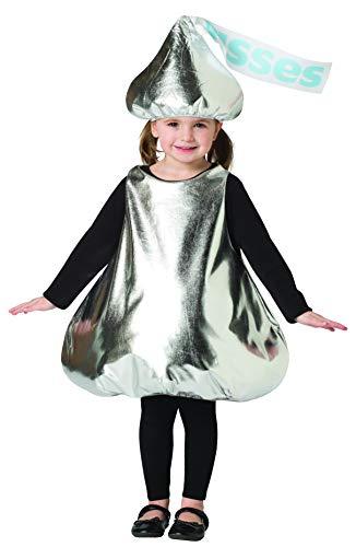 The Kiss Costume (Hershey Kiss Costume Kids Hershey's Chocolate Kisses Candy Child Size)