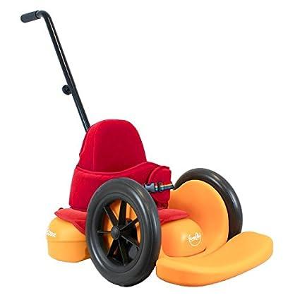 Firefly by Leckey Scooot Rider de movilidad - Silla de ruedas para niños con necesidades especiales