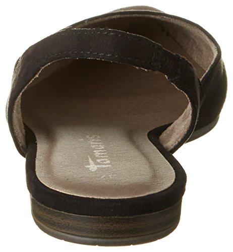 Sort Sandaler sort Uk 3 29406 007 Kile Uni Svart Hæler Tamaris F I4wCq68