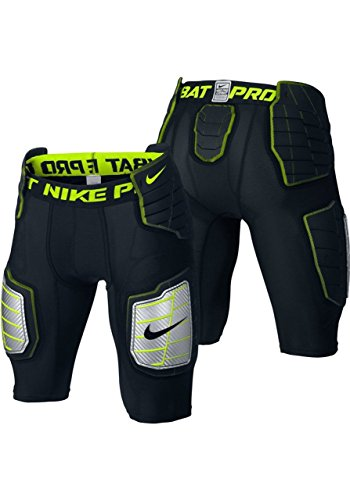 NIKE Men's Hyperstrong Hard Plate Football Compression Short – DiZiSports Store