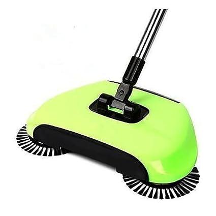 jk Magic Broom Sweeping Machine Hand Push Plastic Household Broom Set Sweeper Dustpan Vacuum Artifact Floor Home Cleaner