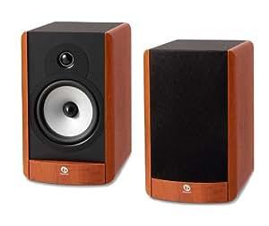 "Boston Acoustics A 26 - Altavoces (Speaker set unit, Mesa/estante, 25.4 mm (1 ""), 51 - 25000 Hz, 8 Ohmio, 89 Db) Cereza"