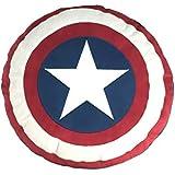 Marvel Captain America Shield Decorative Pillow