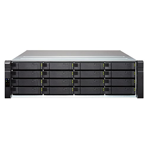 QNAP NAS EJ1600-v2-US 3U 16Bay SAS 12G 2x12G MiniSAS Cable f ES Series Retail by QNAP
