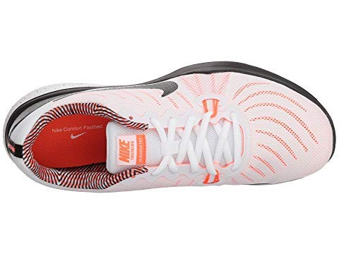 Nike in-Season 7 (10-M, White/Black/Total Crimson)