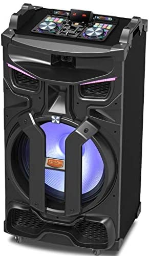 """Edison Professional - 9"""" Party Speaker (PS9)"""