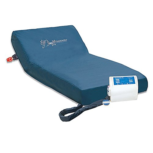 Blue Chip Medical Medical TRADEWIND ATS Bariatric Alternating Pressure Mattress with Low Air Loss 42