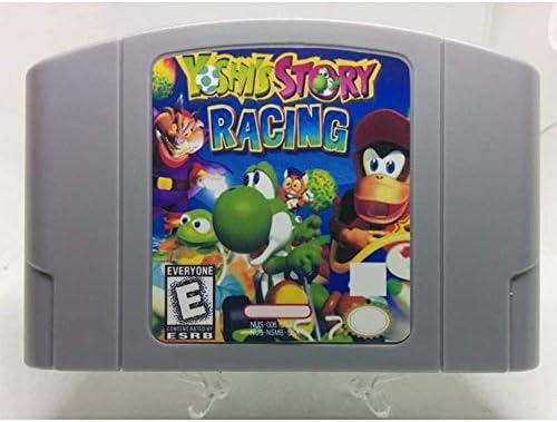 Amazon.com: Yoshis Story Racing NTSC / ENGLISH: Video Games
