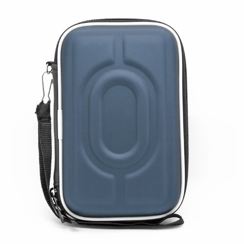 iprotect Case For External Hard Disk 2.5-Inch In Blue.