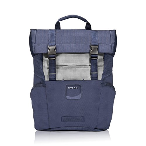 Cheap Everki EKP161N ContemPRO Roll Top Laptop Backpack, up to 15.6″ – navy