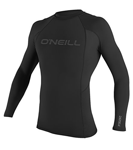 O'Neill Men's Thermo X Long Sleeve Insulative Top, Black, X-Large