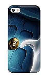 GSMznEC6355tsRfh CaseyKBrown Halloween Ghost Feeling Iphone 5/5s On Your Style Birthday Gift Cover Case