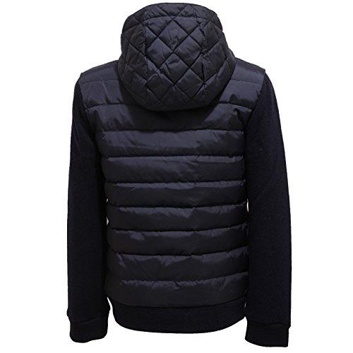 6474t Blu Giubbotto B's Cat Wool Jacket Bimbo Cotton Kid Woolrich 00qAxanr