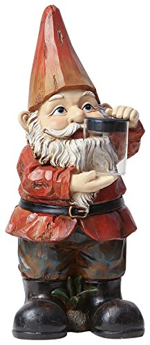 Winsome House Gnome with Solar Light (Winsome Light)
