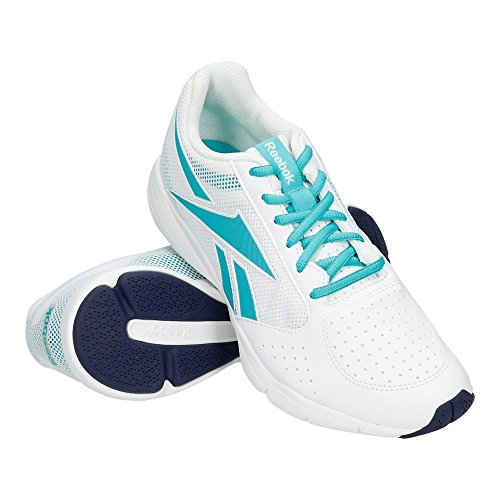 Fitnisflare Reebok White Lady Cross Training Shoes White 88q5Rwrp