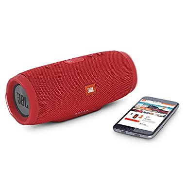 Amazon.com: JBL Charge 3 Altavoz Bluetooth portátil ...