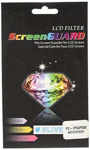 Prima cas Film de protection d'écran pour iPhone 5/5S (Lot de 1)